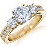 Gold-Engagement-Rings