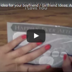 Cute Craft Gift ideas for your Boyfriend or Girlfriend