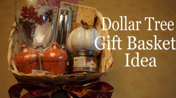 Gift Basket Idea (Fall/Autumn) 2015