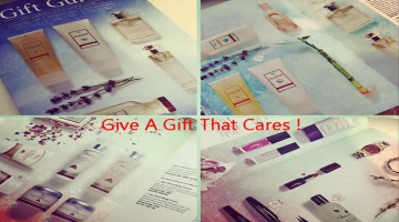 Give a Gift that Cares this Christmas !