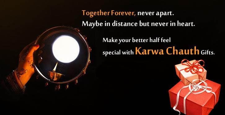 Make Your Better Half Feel Special With Karwa Chauth Gifts