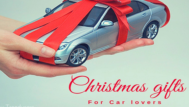 Five great christmas gifts for car lovers gift ideas