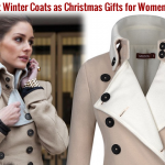 Five great Winter Coats as Christmas Gifts for Women