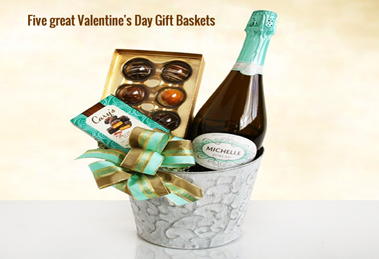 Five great valentine 39 s day gift baskets great gift ideas for A great valentines gift