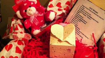 How to make Valentine's Day Gifts