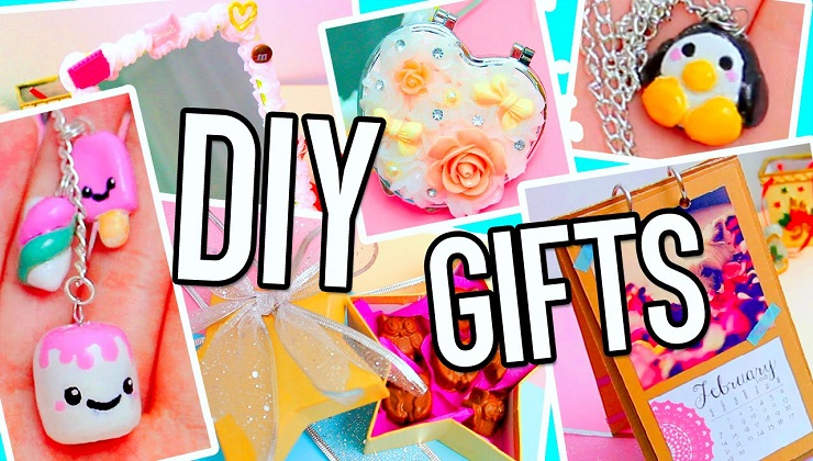 Awesome DIY Gifts You Need To Try