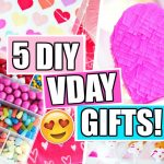 5 DIY Valentine's Day Gift Ideas you'll actually want! 2017
