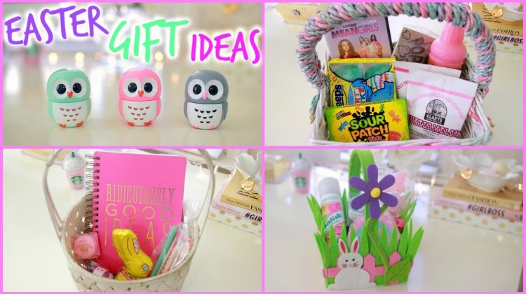 Easy Easter Gift Ideas : 29 Ideas for Friends & Family