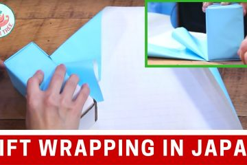 Japanese Method of Gift Wrapping