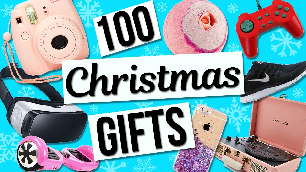 100 Christmas Gift Ideas 2017! | Great Gift Ideas