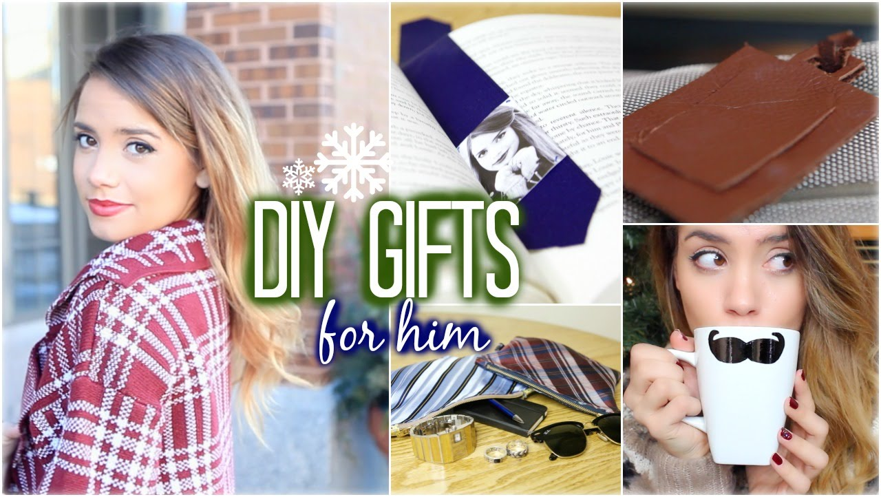 20 DIY Birthday Gift Ideas For Boyfriend